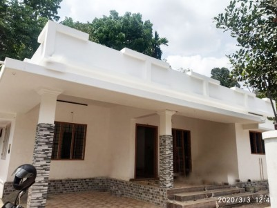 3 BHK, 1700 SqFt New House in 7.5 Cents for sale at Puthupally, Kottayam