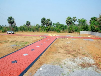 57 Cents of Residential land (Parambu) for sale at Kinassery, Palakkad