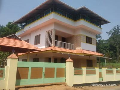 New Residential House for sale Kuravilangadu, Kottayam