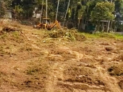 53 cents of land for sale at Decent Junction, Kollam