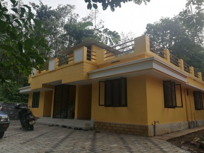 2 BHK House For Rent At Kurancherry,Thrissur