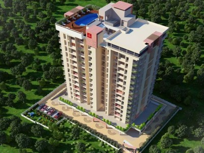 2BHK Luxury Apartment For Sale In Kadavantra,Ernakulam - Asset LeGrande