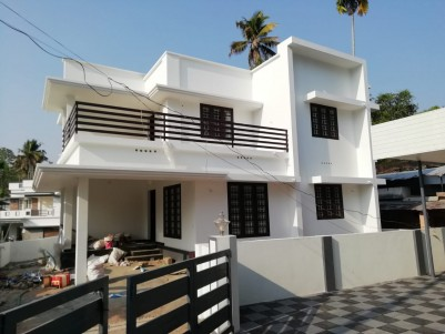 2200 SqFt House in 6.5 Cents for sale at Perumbavoor Pattal, Ernakulam