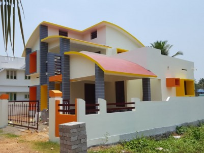 6 Cents of land with 1980 SqFt Beautiful House for sale near Koonamaavu, Ernakulam