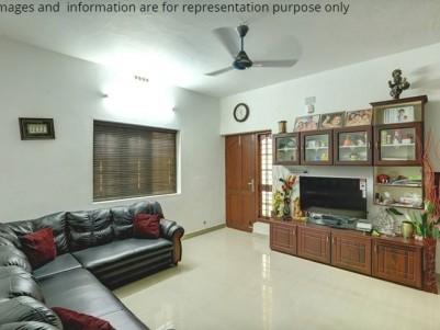 4 Cent-3 BHK Duplex House at Ottapalam