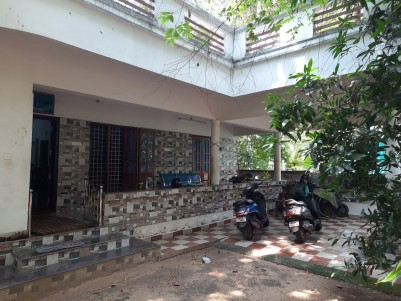 3BHK,2250SqFt  House in 24Cent for Sale in Choonad,Alappuzha