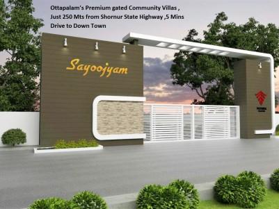 Luxury 4BHK villa in ottapalam Town