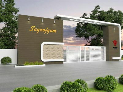 Upto 80% easy Loan- At Ottapalam 4 BHK new House for sale