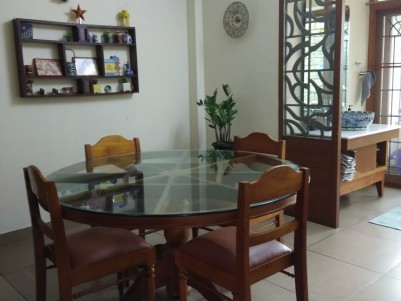 Beautifully Furnished 3BHK Flat for Sale in Elamkulam,Ernakulam