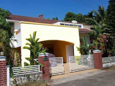 Fully Furnished 4 BHK Villa in 8.25 cents of Land for Sale at Kakkanad, Ernakulam