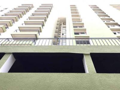 3BHK Flat/Apartment  for sale near Marine Drive,  Ernakulam