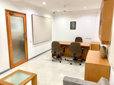 Fully furnished office Space for Sale  Near High Court, Ernakulam