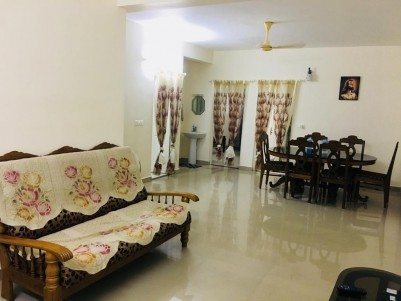 Ready to occupy 3BHK Fully Furnished Flat for Sale near Kottayam Town