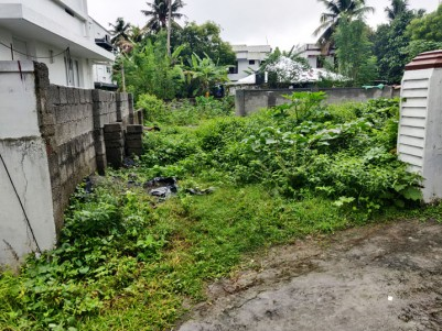 5 Cents Residential Plot for Sale at Thammanam,Ernakulam
