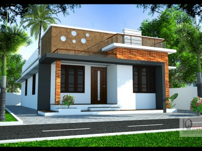 New House in 10 Cents for Sale  at Mulayam,Thrissur
