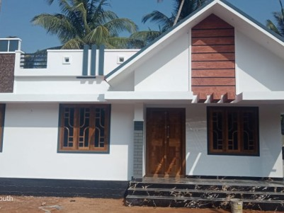 New House For Sale in Mulayam,Thrissur