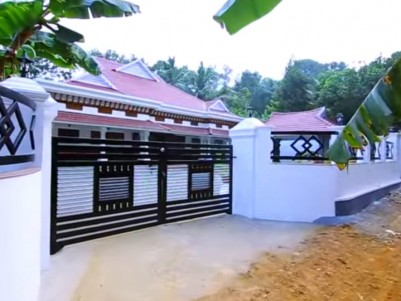 4BHK,3800SqFt Luxury House in 33Cent  for sale near Kummannoor,Kottayam