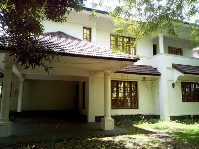 2800SqFt House in 8Cent  for sale at Manganam,Kottayam