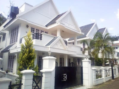 2200SqFt Modern Villa in Gated community for sale near Medical College,Kottayam