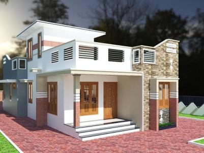 2BHK House in 5 Cent for Sale near Info Park,Kakkanad