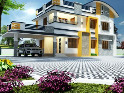 One acre Farm House For Sale at Mannar near Thalayolaparambu,Kottayam