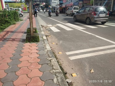 6.66 commercial land for sale near KSRTC Bus stand Kottayam