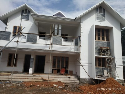 4BHK,3700 SqFt House in 12.5 cent for Sale in near Charitas hospital,Thellakam,Kottayam