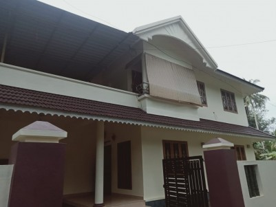 4BHK,2250SqFt House in  11 cent for sale at Parampuzha,Kottayam