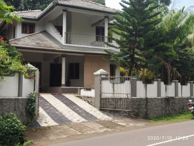 3BHK,2400SqFt House in 12.5Cents for Sale in Alampally,Pampady