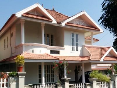 4BHK,2227SqFt Villa in Gated Community for Sale  near Divankavala,Kottayam.