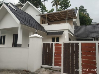 4BHK,2300SqFt House in8.5 cent for sale Athirampuzha,Kottayam