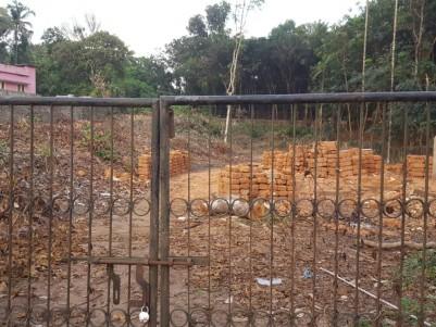 Commercial Land facing MC ROAD for Sale at Kulanada(between Pandalam and Chengannur)