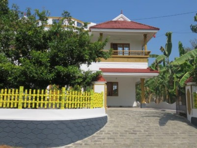 4BHK,2800 SqFt House in 18 Cents for sale in Keezhilam,Ernakulam