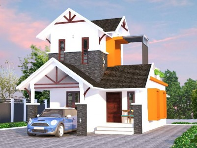 3BHK,1650SqFt Fully Funished House for sale at Nilambur,Malappuram