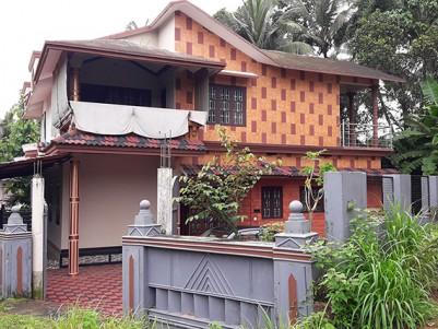 Beautiful Hill View House for sale at Chala,Kannur