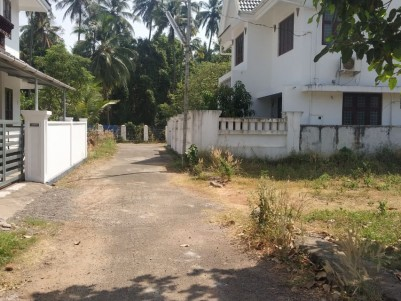 Residential Plot  for sale at Chiyyaram,Thrissur