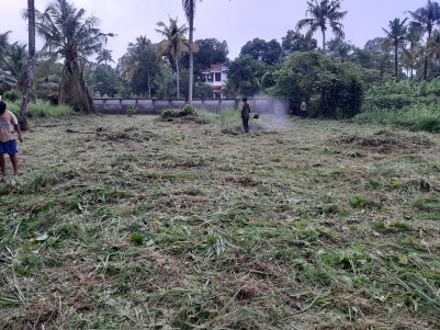 RESIDENTIAL DEVELOPED PLOT FOR SALE AT IRINJALAKUDA,THRISSUR