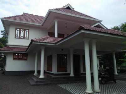 4 BHK 2800 SqFt  House in 22.30 Cents for sale at Puthencruz,Ernakulam