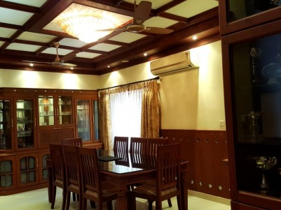 Fully Furnished House for Sale at Palarivattom, Ernakulam