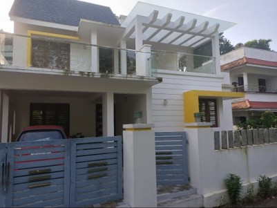 3 BHK House in 6.5 Cents for sale at Mulamthuruthy,Ernakulam