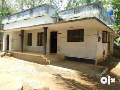 House in 12.8 Cents  for sale  at Inchavila,Kollam