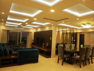 Brand New Fully Furnished Flat for sale at Purvankara Marine Drive ,Ernakulam