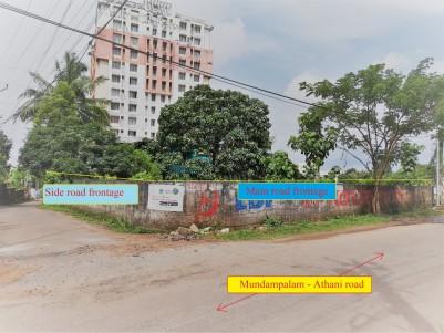 Plots for sale at Thrikkara, Ernakulam