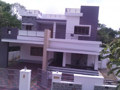 Fully Furnished 4BHK  Villa for sale at  Chittur,Palakkad