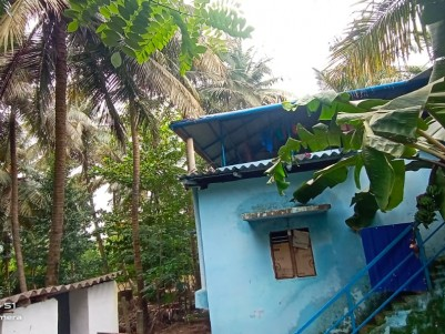 2 BHK House in 40 Cents for sale at Menonpara,Palakkad