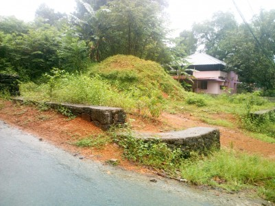 Land for sale at Ettumanoor,Kottayam