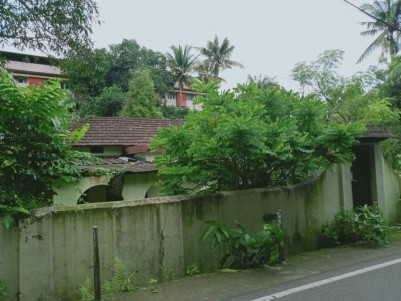 13.5 Cent Commercial/Residential land for sale near Chalukunnu Kottayam Town