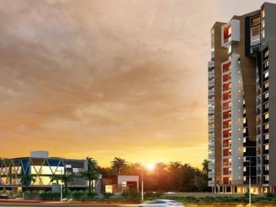 2 BHK 1150 sq.ft Flat for sale at Kundannoor Ernakulam