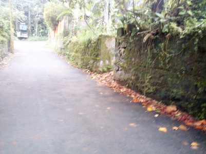 24 Cent Residential land for sale near Bakker junction, Kottayam