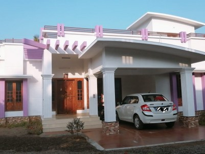 9 Cent land with 1600 sqft House for sale at Kodakara, Thrissur